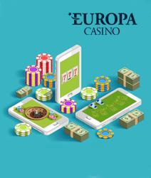 Europa Casino Mobile No Deposit Bonus topcasinoapps.ca